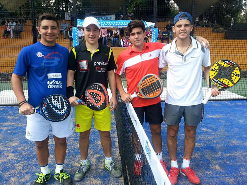 final-sub-16-masculina-mundial-padel-menores-2015-mexico
