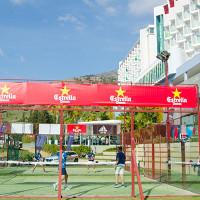 Fuengirola pone el broche al circuito International Padel Experience Adidas 2015