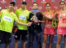 Premios World Padel Tour 2016: análisis de una desigualdad escandalosa