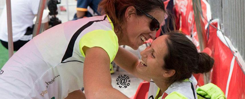 Lucía Sainz y Gemma Triay coronan su unión con el título femenino del Campeonato de España de Padel 2016