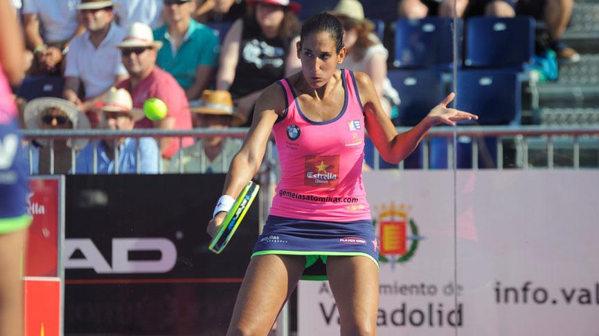 Mapi-Sanchez-Alayeto-final-femenina-Estrella-Damm-Valladolid-Open-2016