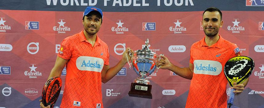 Bela y Lima regalan otro ejercicio de superación para conquistar su sexto título en Gran Canaria