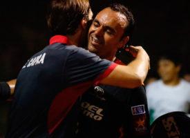 El infortunio se apodera de los cuartos de final del Joma Costa del Sol Challenger 2016