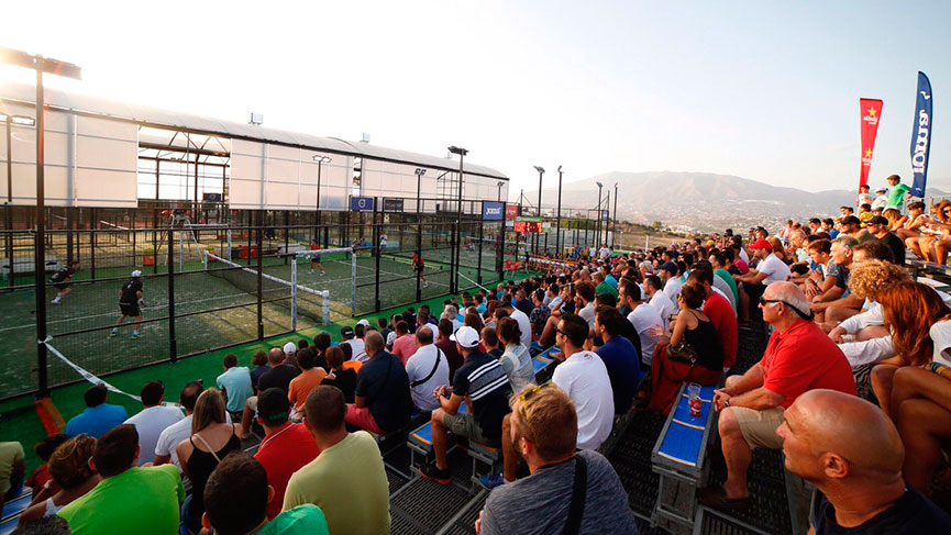 publico-octavos-final-challenger-world-padel-tour-mijas-2016