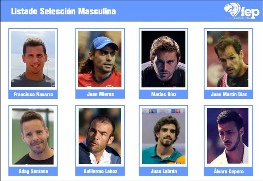 seleccion-masculina-espana-mundial-padel-2016
