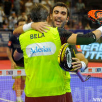 Final masculina del Open de Sevilla de World Padel Tour 2016: seis claves del octavo título de Bela y Lima