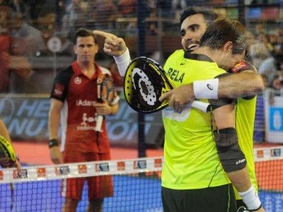 Lección de coraje y oficio de Lima y Bela para sobrevivir al límite y abrochar su noveno título en A Coruña
