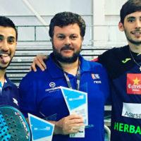 Trofeo Memorial José Martínez: Cepero y Stupaczuk se llevan el primer Challenger World Padel Tour 2017