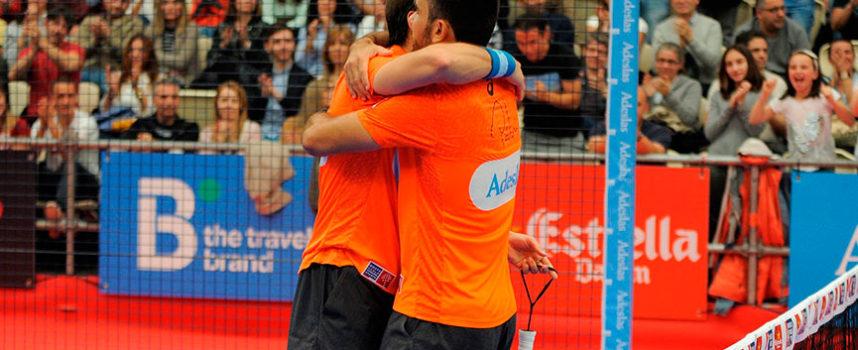 Bela y Lima recuperan su identidad a tiempo para estrenar su palmarés en A Coruña Open 2017