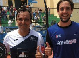 El Lisboa Challenger 2017 ilumina el padel de Godo Díaz y Lucho Capra