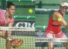 Patricia Mowbray y Andreína de los Santos acunan la final femenina para llevarse el Torneo San Miguel 2017 en El Candado