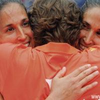 Las gemelas Sánchez Alayeto se hacen locales en el Barcelona Master de World Padel Tour