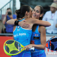 Las gemelas Sánchez Alayeto conquistan en Mijas su cuarto título WPT de 2017