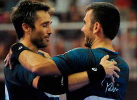 Fernando Belasteguin y Pablo Lima encuentran el ritmo de la victoria en Alicante