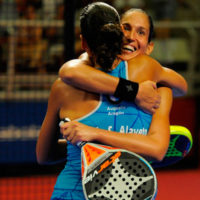 Las gemelas Sánchez Alayeto refrendan su dominio en Alicante con el quinto título de 2017