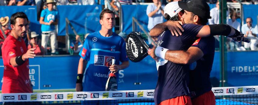 Bela y Lima sobreviven a la emboscada portuguesa de Paquito y Sanyo en el tercer Master de 2017