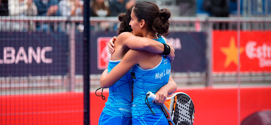 Open de World Padel Tour en Andorra: siete títulos para dos hermanas