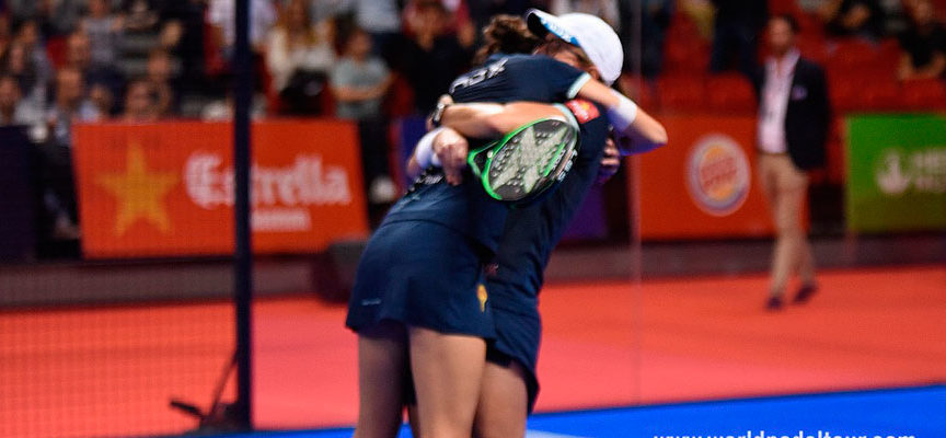 Gemma Triay y Lucía Sainz resisten la emboscada en el Open de Zaragoza y logran su segundo título consecutivo