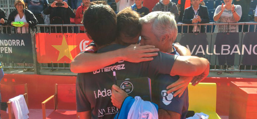 Paquito Navarro y Sanyo Gutiérrez se recomponen a tiempo para reinar en el Open de Andorra