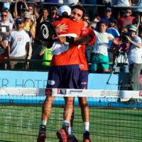 Bela y Lima se apoderan de La Rural para reclamar desde Buenos Aires el trono de World Padel Tour 2017