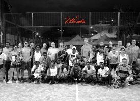 Club Ukomba: el padel se abre camino en África