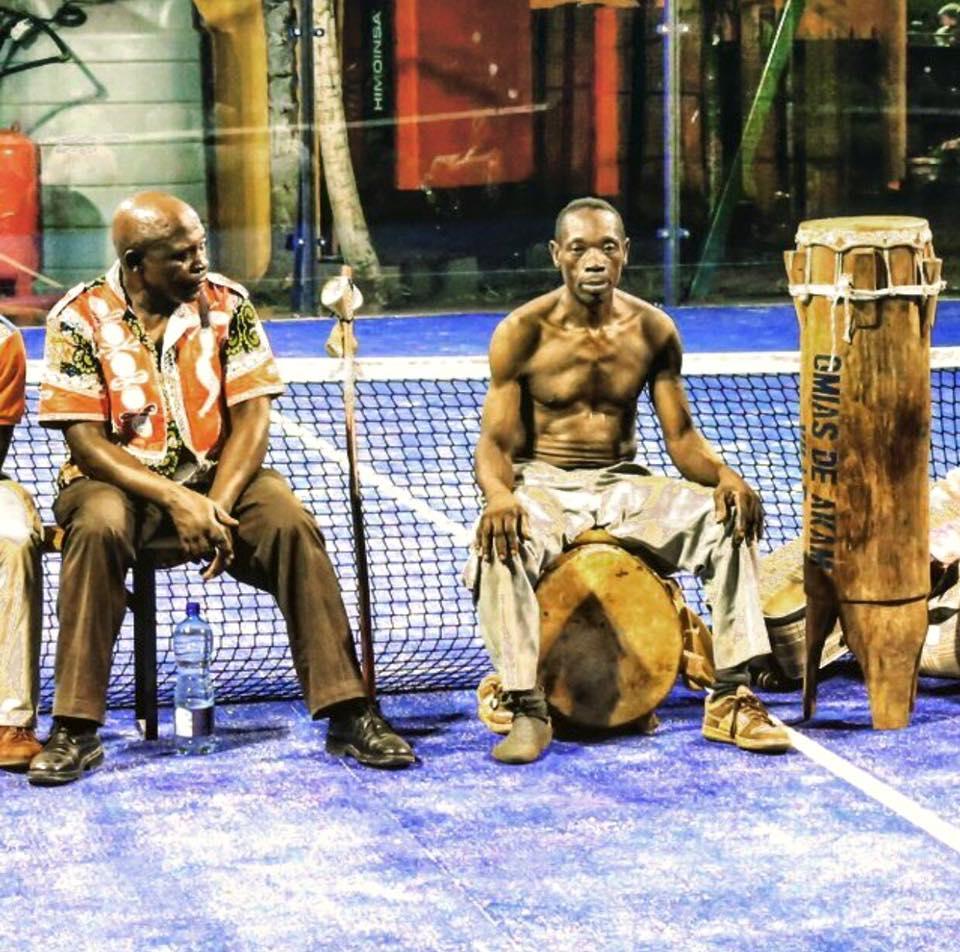 fiesta club padel ukomba guinea ecuatorial africa