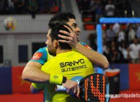 Maxi Sánchez y Sanyo Gutiérrez conquistan su segundo título de 2018
