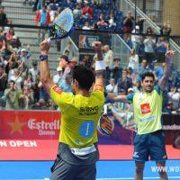 Maxi Sánchez y Sanyo Gutiérrez consolidan su fórmula del éxito y conquistan el Open de Jaén