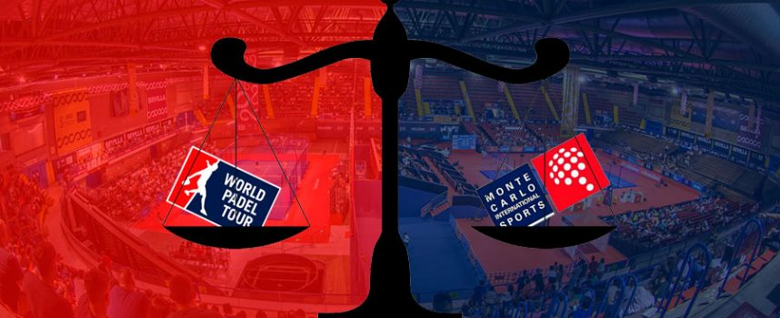 World Padel Tour vs Monte-Carlo International Sports: 6 claves de dos alternativas excluyentes