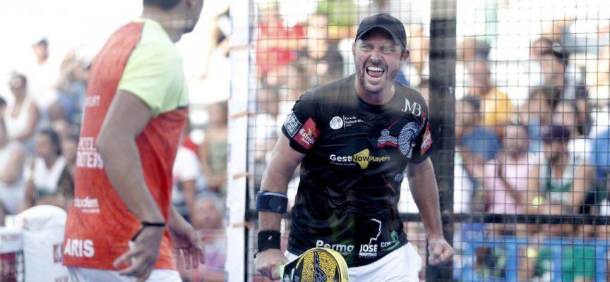 El Cervezas Victoria Mijas Open 2018 cuelga el cartel de completo al cuadro principal masculino