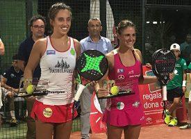 Bea González y Mari Carmen Villalba le bailan al triunfo en el ABS 8000 de la FAP en Córdoba