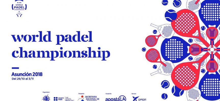 Mundial de Padel Paraguay 2018: España ya tiene a su armada