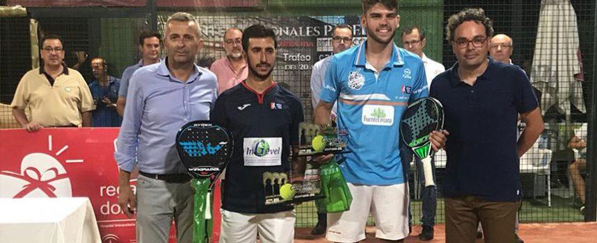 Internacionales de Padel Ciudad de Córdoba 2018: el impulso de Javi Garrido y Álvaro Cepero les lleva al título