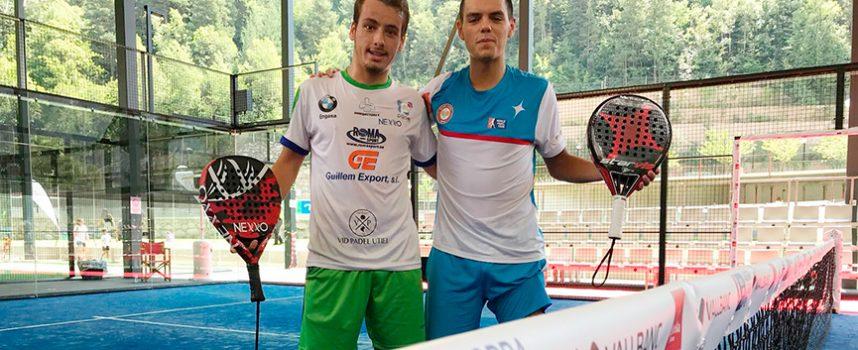 Vallbanc Andorra La Vella Open 2018: Los favoritos entran en escena tras una primera ronda sin sorpresas