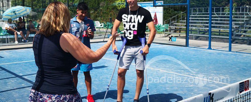 El infortunio se ceba con Juan Tello: segunda lesión en apenas dos meses que le aleja de las pistas
