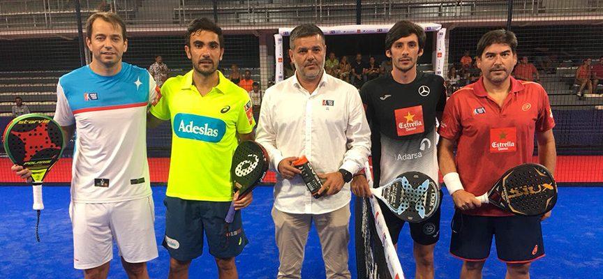 Cuartos de final masculinos WPT Andorra Open 2018: dos parejas se mantienen y dos regresan