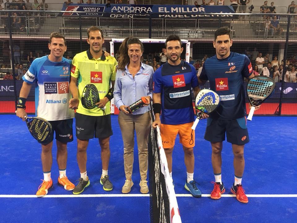 paquito navarro juan martin diaz sanyo gutierrez maxi sanchez semifinales-masculinas-wpt-andorra-open-2018