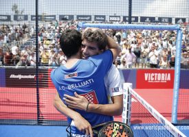 Semifinales Cervezas Victoria Mijas Open 2018: la foto finish recupera la final del Master de Catalunya