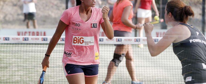 El cuadro femenino del Open de Mijas espera hoy a las cuatro supervivientes de Previa