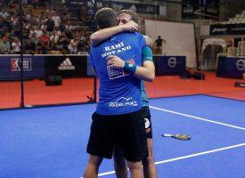Cuartos de final masculinos WPT Lugo Open 2018: dos sorpresas agitan el espectáculo