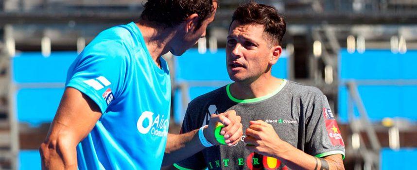 Dieciseisavos de Final masculinos WPT Portugal Padel Masters 2018: la rebelión de las nuevas alianzas