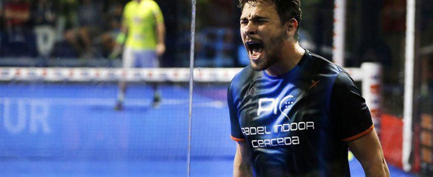 Cuadro masculino WPT Lugo Open 2018: sufrimiento y mucho tajo en la primera ronda