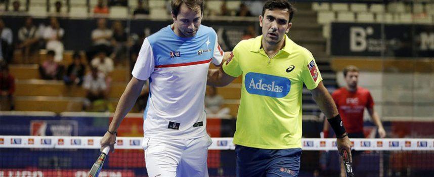 Octavos de final masculinos WPT Lugo Open: los mejores superan la criba