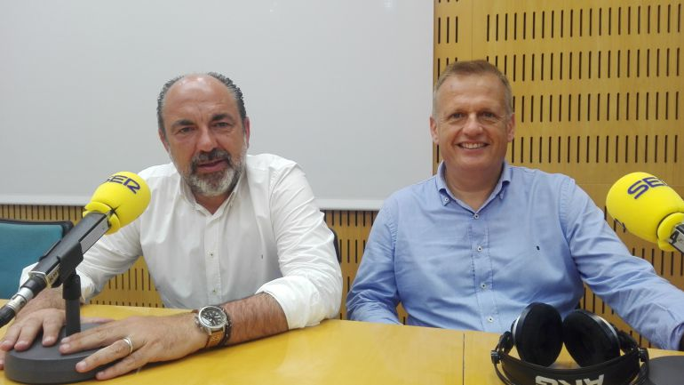 Luis Torres y Alfonso Monferrer