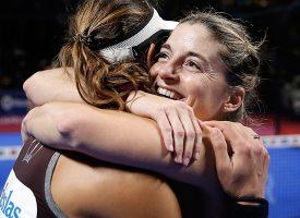Ale Salazar y Marta Marrero imponen sus detalles para firmar el póker de títulos en la trepidante final del WPT Bilbao Open