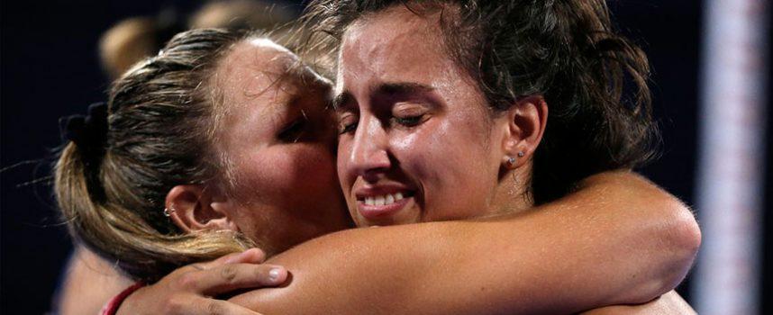 Octavos Final Femeninos WPT Bilbao Open 2018: dos duplas asaltan el puesto de las favoritas