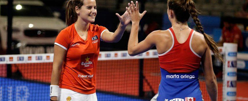 Semifinales Femeninas WPT Granada Open 2018: dos triunfos configuran una final inédita este año