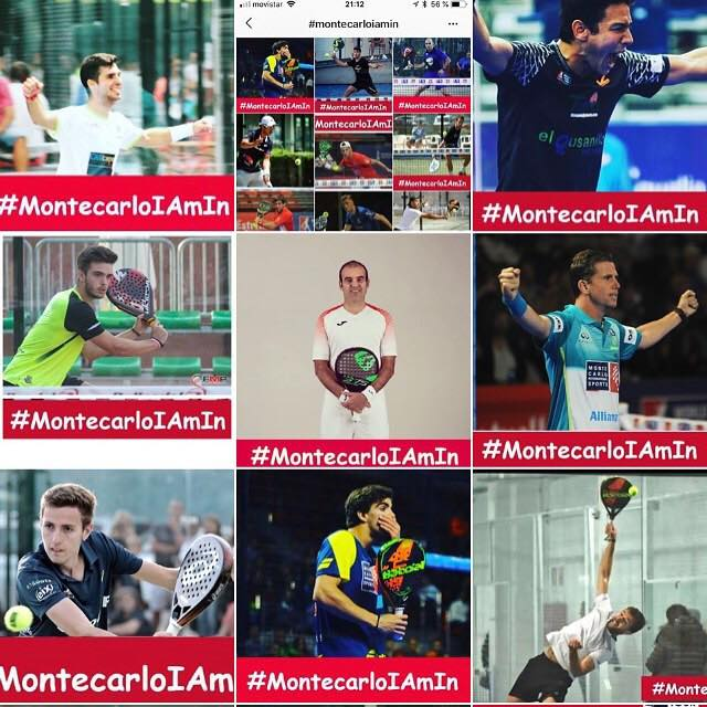 jugadores que apoyaron circuito international padel tour