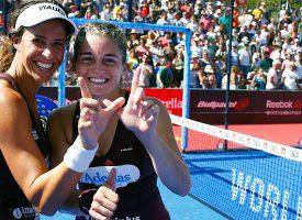 Alejandra Salazar y Marta Marrero reinan en el Madrid WOpen 2018