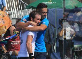 Maxi Grabiel y Pablo Lijó despiden su unión con el título en el Challenger Villa de San Javier 2018